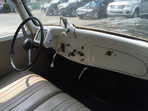 Curbside Classic Citroen Traction Avant En Indochine