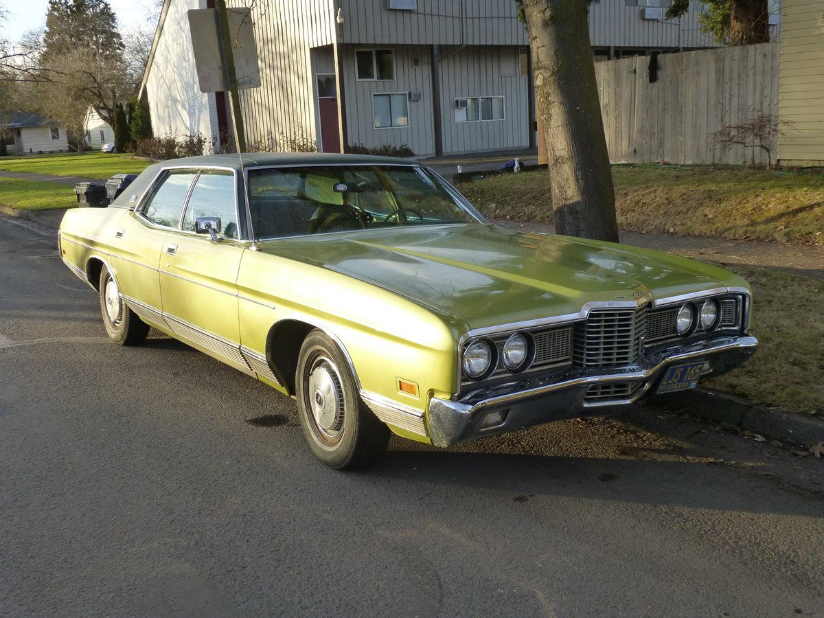 """My"" 1972 Ford LTD Is For Sale, Really"