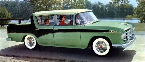 Rambler 1956