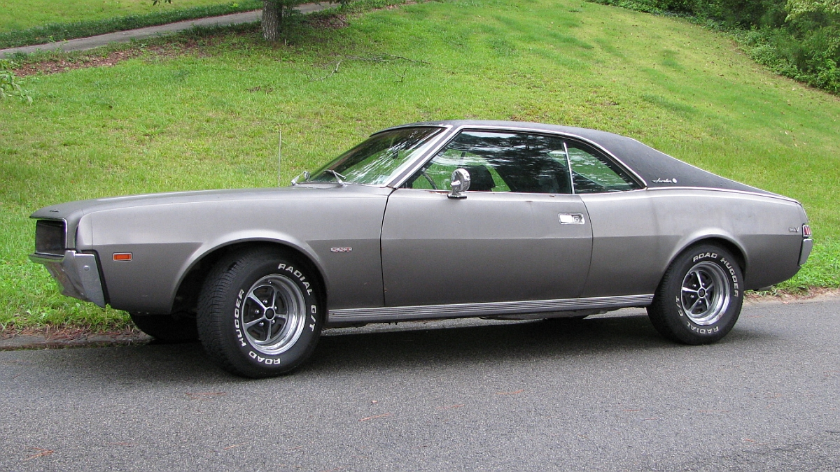 Amc Javelin: Some Like It For What It Can Be And Others Would Just Like To  Find One
