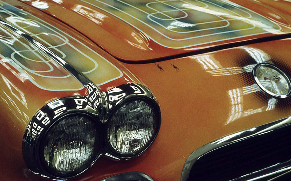 Automotive History 1969 70 Custom Paint Vernacular