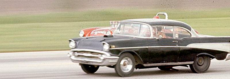 11 57 Chevy