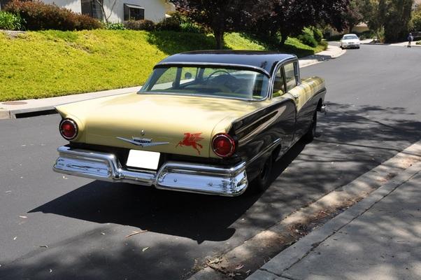 1957 ford bonneville 2