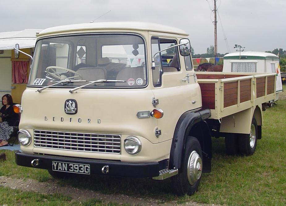 1968 Bedord TK