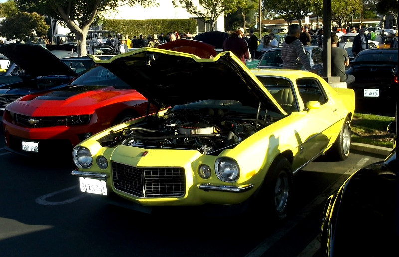 Car Show Classic This Month S Palos Verdes Collection Mostly Pre