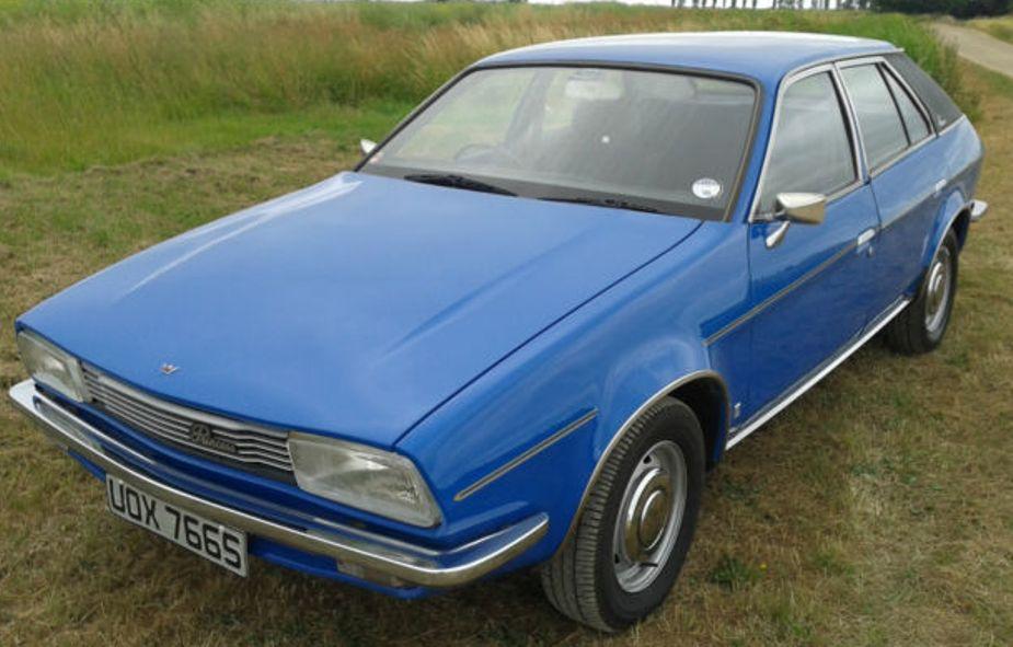 Ebay find: 1978 British Leyland Princess 2200HL