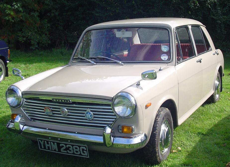 1969 Morris 1100