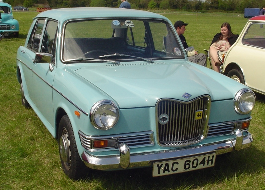1970 Riley Kestrel