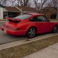 Coming across cars like this Porsche is a real treat.  It's gorgeous, instantly recognized and well liked.  Most of the time, these are kept in garages and only taken out […]