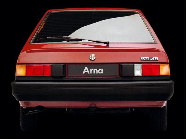 Alfa Romeo ARNA (1)