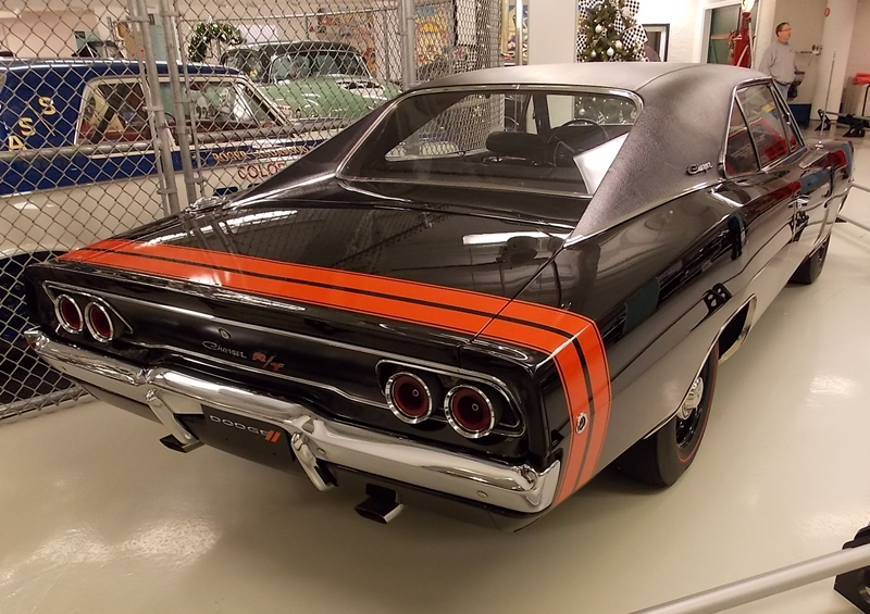 Museum Classic 1968 Dodge Charger R T The Most Beautiful