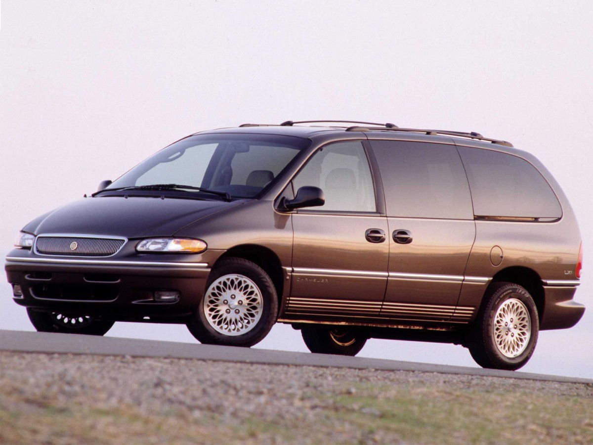 Chrysler Minivans Ns Tc on 2000 Chrysler Lhs