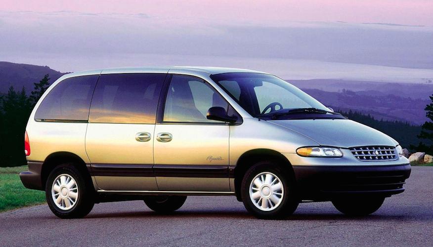 Chrysler Minivans NS PVse