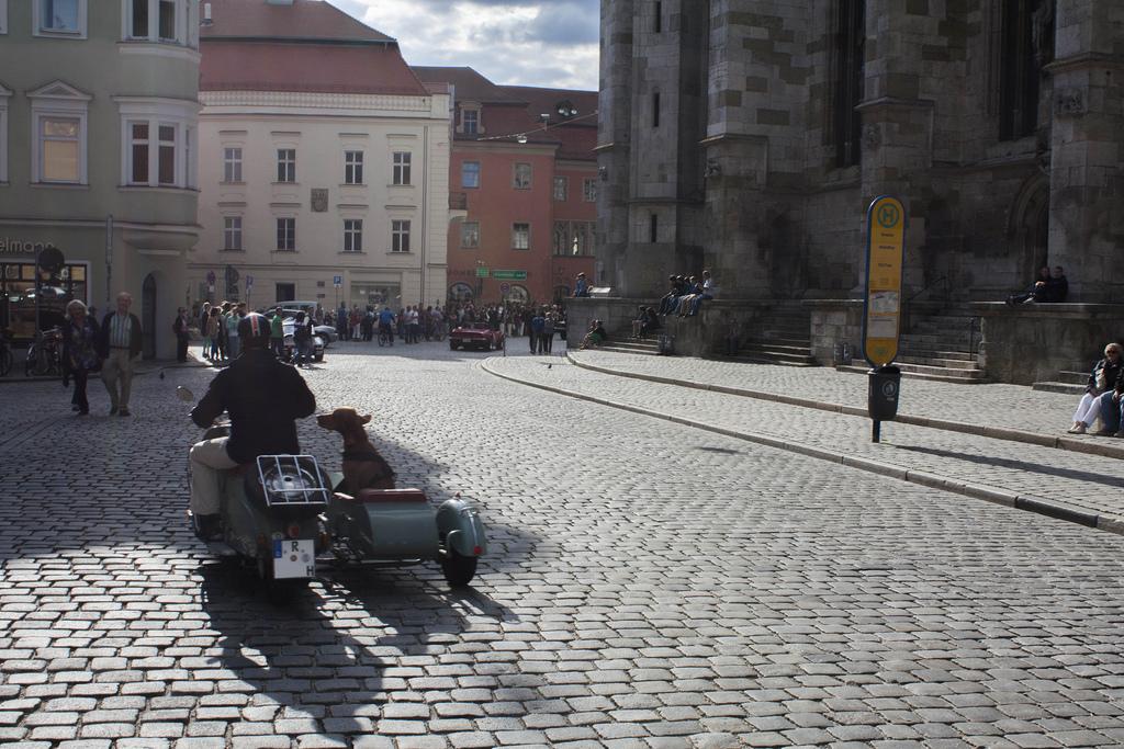 Heinkel tourist 1953- 1956 rq