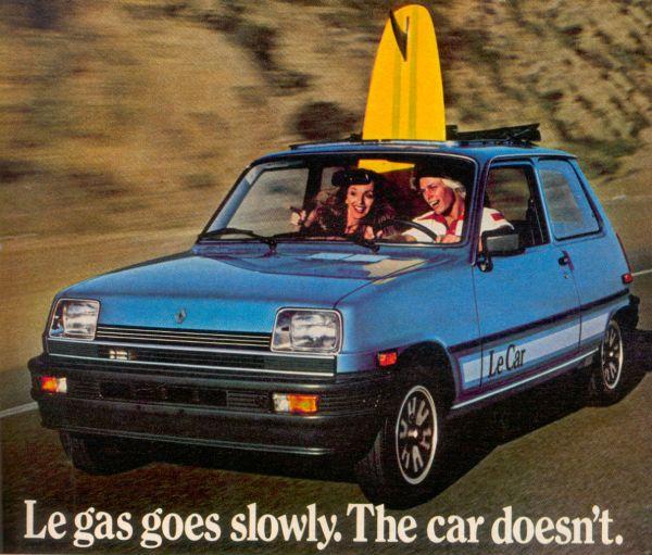 Renault 5  Le Car  42