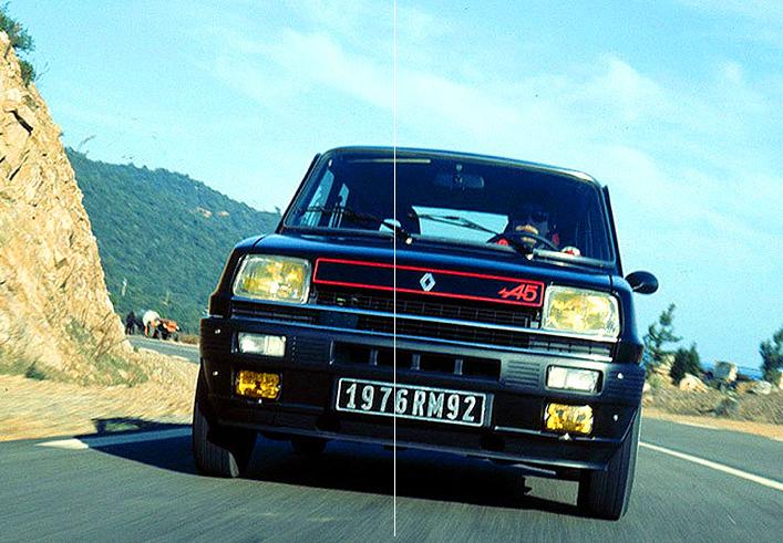 Renault R5 Alpine:Gordini