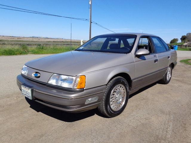 1990 Ford Taurus >> eBay Find: 1990 Ford Taurus LX – A Rare Breed Indeed