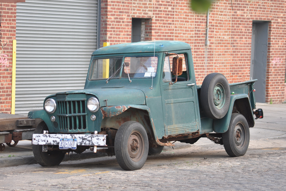 Willys 1953 fq