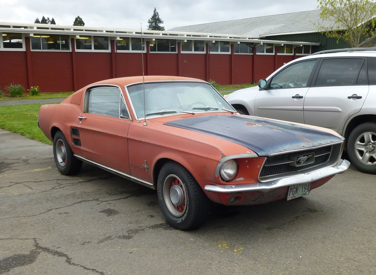 1968 mustang fastback for sale cheap project car autos weblog. Black Bedroom Furniture Sets. Home Design Ideas