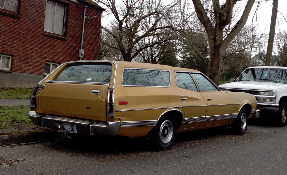 Nada Classic Car Values >> 1974 Ford gran torino wagon