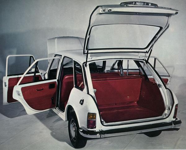Morris 1500