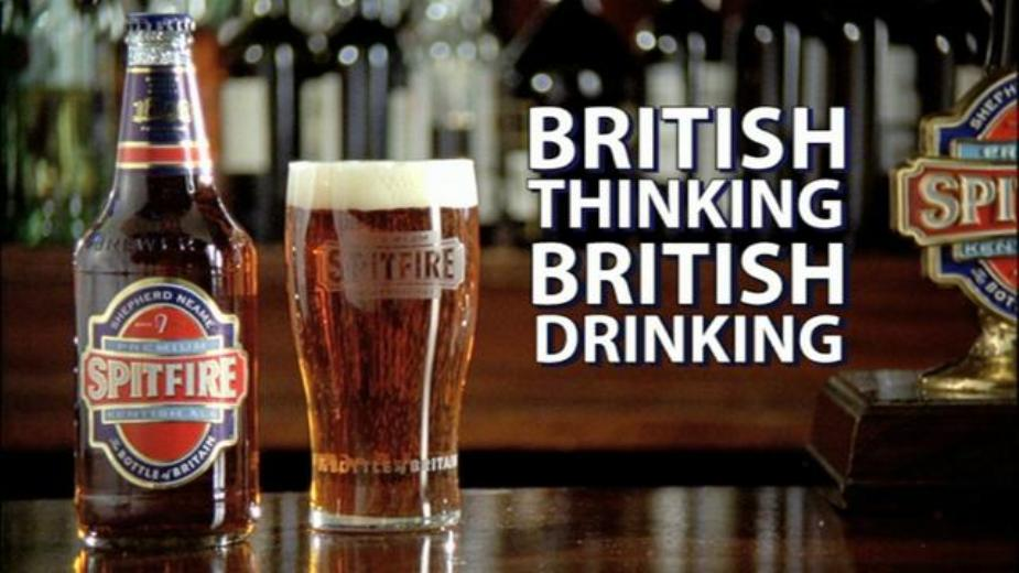 Spitfire ad