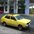 This is another first for CC: a curbside Subaru 600, also known as the Rex 550 in Japan. Cohort Rivera Notario spotted it in Santiago, Chile, and reading up on […]