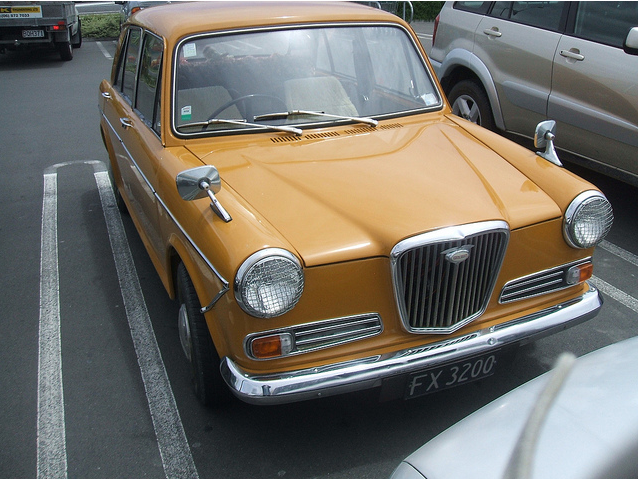 Wolseley 1300 CCC