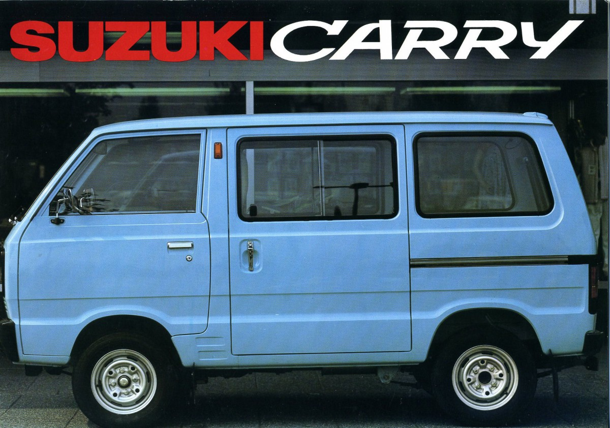 Cohort Sighting: 1979 Suzuki Carry