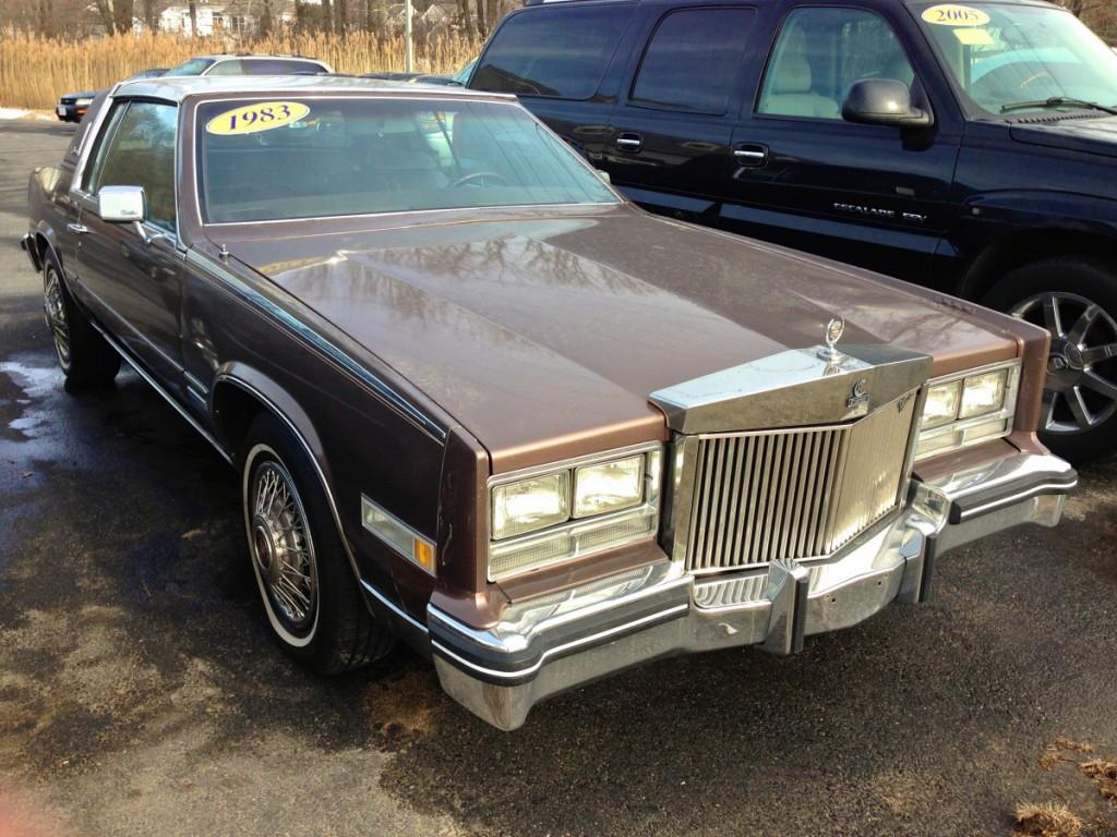 Img X on Cadillac 4100 Problems
