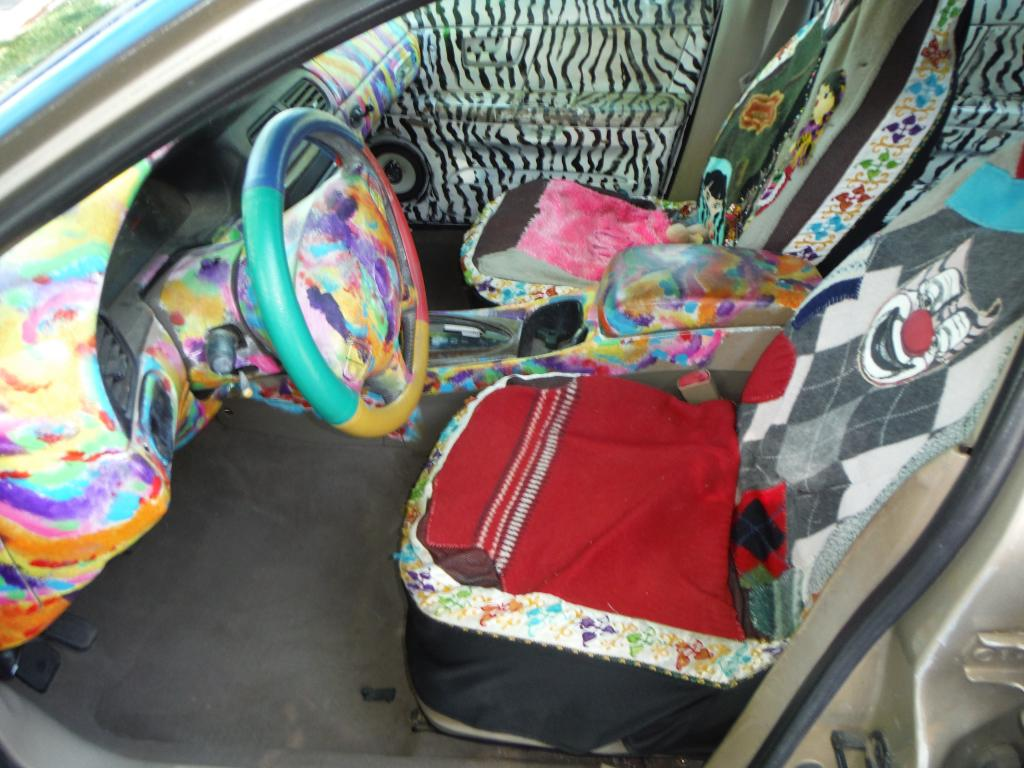 Hippie Car Seat Covers Hd Pictures