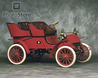 1903 cadillac