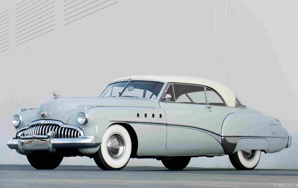 Buick 1949 roadmaster riviera