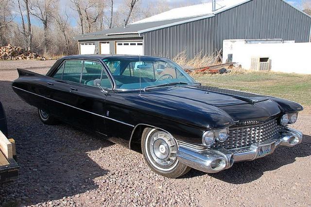 Cadillac 1959 Brougham