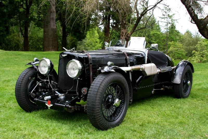 1934 Aston Martin Ulster