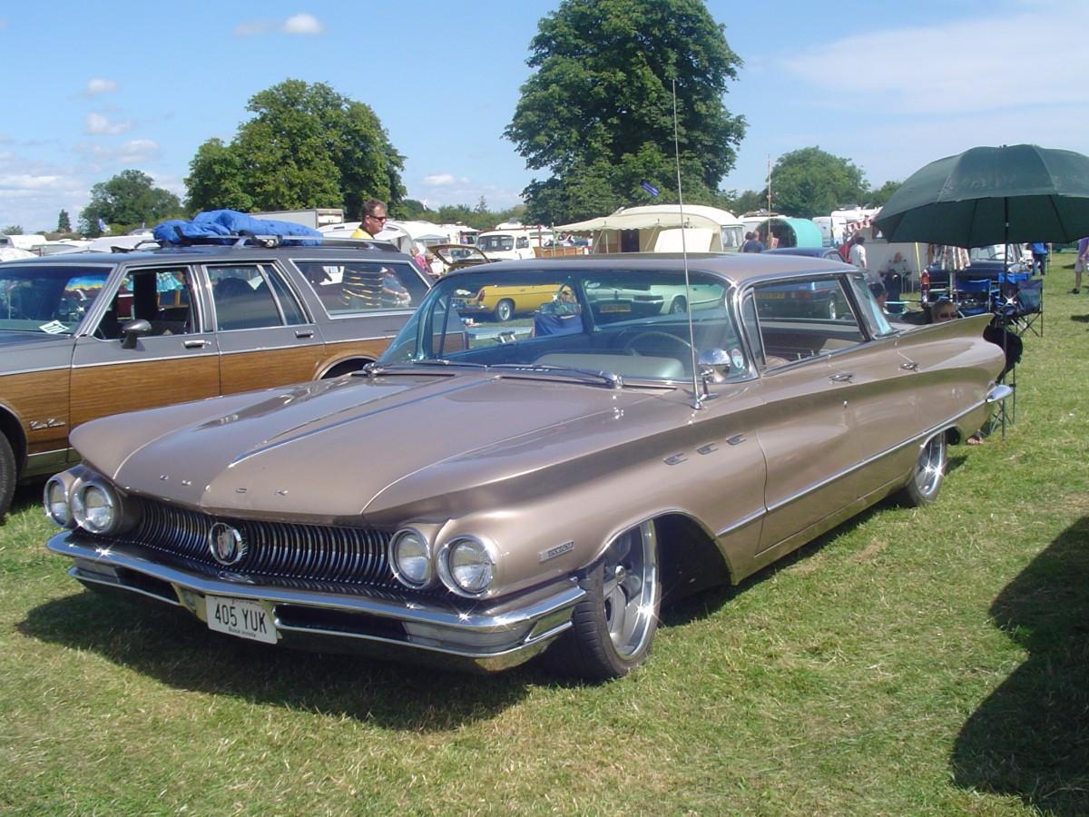 Carshow Capsule: 1960 Buick Invicta Hardtop – Never Heard ...