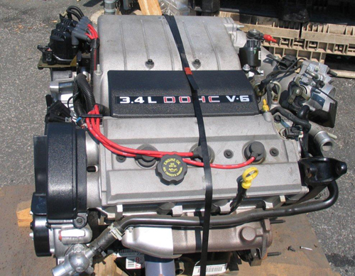 similiar 1993 pontiac 3 4 liter dohc keywords chevrolet lumina z34 engine as well as chevy 3 4 dohc v6 engine in