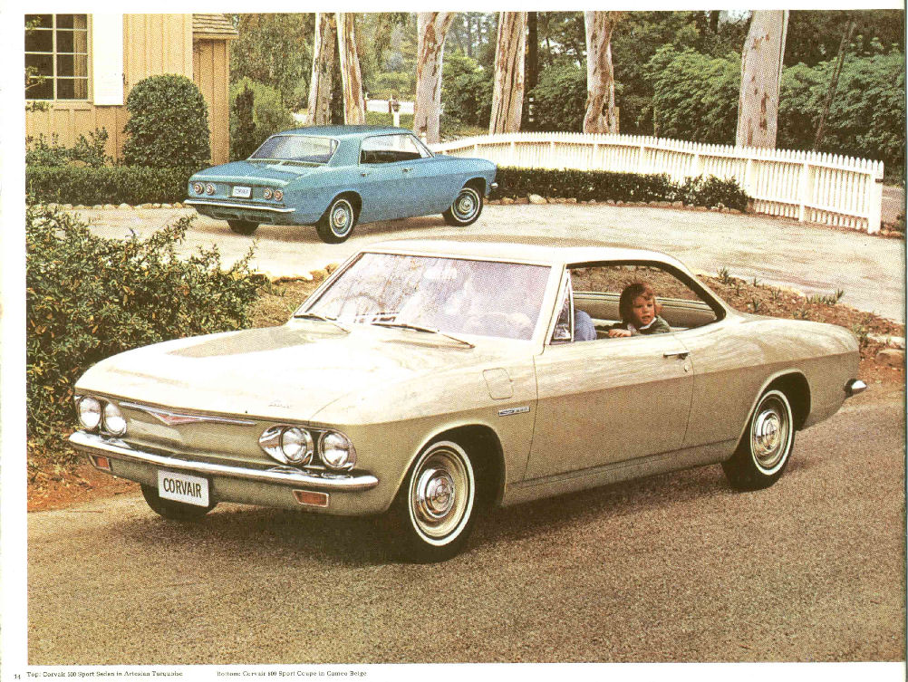 Corvair 1965 500-14