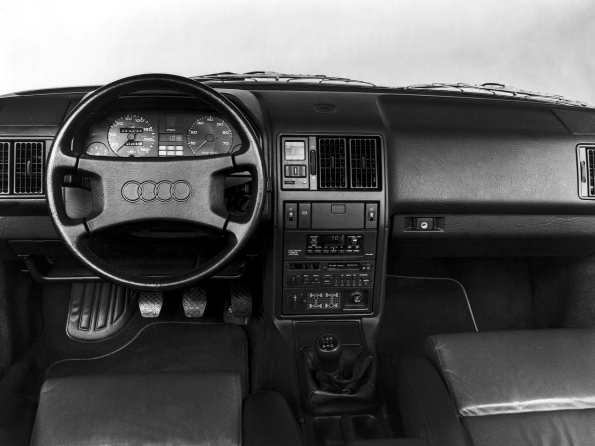 Parking Lot Classic: 1991 Audi 200 Avant - Doing It Right