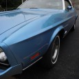 The larger Mustangs of the early '70s might not get the respect of purists, but I was more than happy when I came across this blue 1973 convertible last week. […]