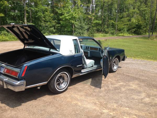 "Craigslist Classic: 1979 Buick Regal – ""Very Clean"""