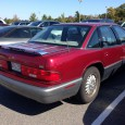 Perry's '93 Cutlass Supreme article must have placed the GM10 (a.k.a. W-body) on my mind, as only a few hours later I spotted this red Buick Regal GS. Later models […]