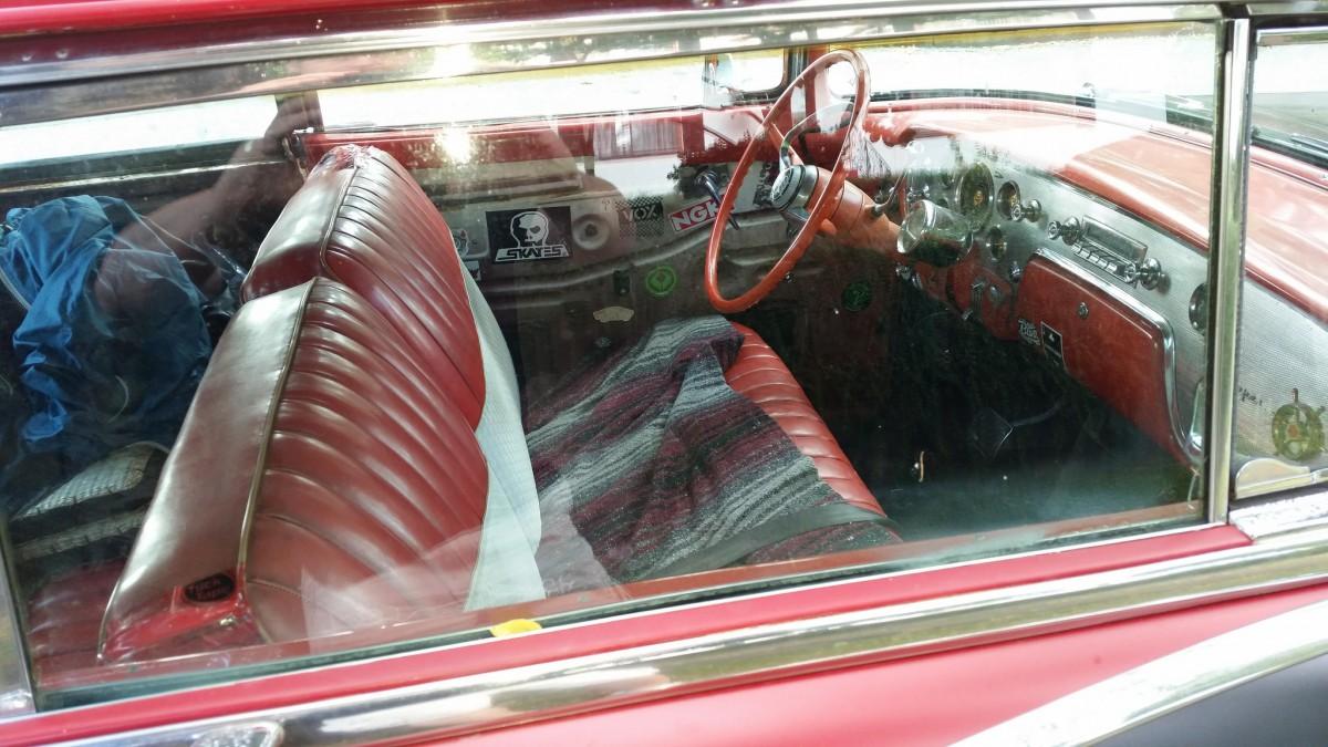 Packard 1955 Clipper int