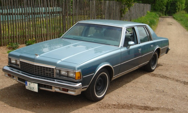 Coal 1978 Chevrolet Caprice Classic Coming Of Age Car