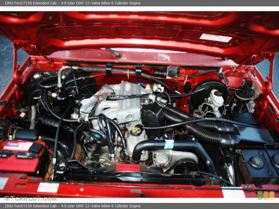 COAL: 1992 Ford F-150 Custom - One Great Red Truck