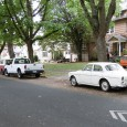 The other day I showed you some outtakes from this neighborhood taken in 2011. The streetscape is always changing, but lest you think it's all new silver CUVs now, here's […]