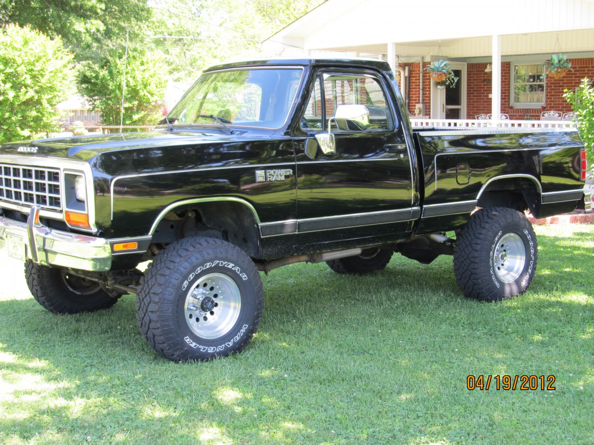 Showthread likewise Built To Grab Your Attention Chevrolet 3500 Lifted Dually also Bluebird Hatchback T72t12 20 T12 102 Hp also 1969 Dodge Charger Pictures C6498 together with 1968 Dodge Charger Pictures C6497 pi20967752. on 1986 dodge power wagon