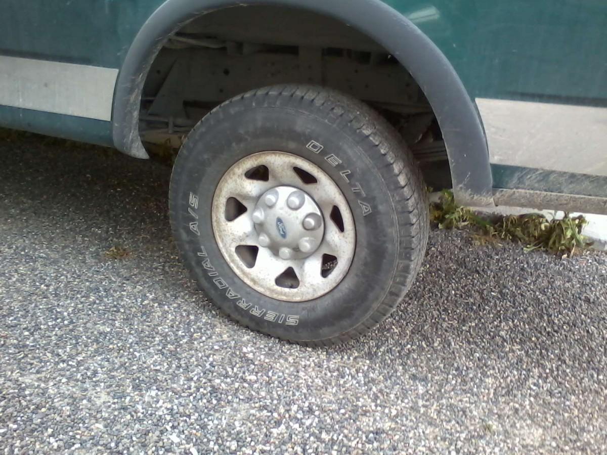 All Chevy 6 lug chevy bolt pattern : QOTD: 1997 Ford F-250 Seven Lug Wheels – Marketing BS or ...