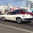 (Today seems to be the day for exotic cars shot on the go. Cohort poster T-Bar-Bear caught this Mazda Cosmo in traffic, and quickly realized who was behind the wheel. […]