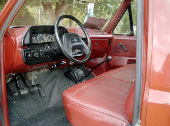 Craigslist Find: 1987 Ford F-250 4×4 – Local Beef